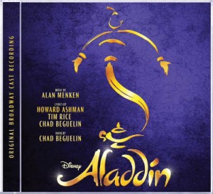 Walt Disney Records To Release Aladdin Original Broadway Cast Recording Featuring Exclusive Bonus Content