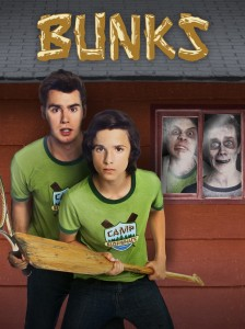 Bunks Premieres on Disney XD on Monday, June 16.