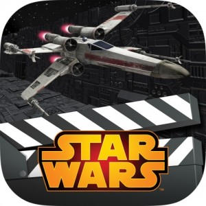 """Star Wars Scene Maker"" is a new line of creativity apps that gives kids and Star Wars fans of all ages the tools to create, control, customize, capture and share their own 3D animated Star Wars scenes."