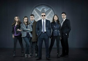 Marvel's Agents of SHIELD coming to DVD