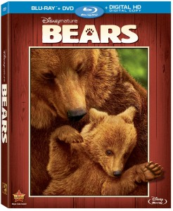 Disneynature's BEARS comes to Blu-Ray August 12, 2014