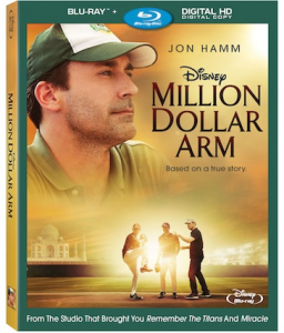 Disney's Million Dollar Arm comes to Blu-Ray