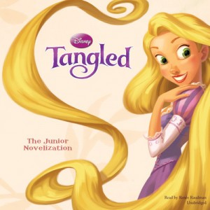 Award-Winning Book Narrator Renee Raudman Brings Disney's Tangled To Life As An Audiobook