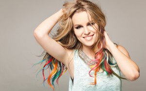 Bridgit Mendler and Tanger Outlets are teaming up!
