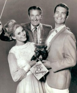 Bobby Burgess with Lawrence Welk