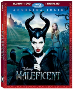 Disney's MALEFICENT Comes to Life with Academy Award Winner Angelina Jolie on November 4, 2014 to Blu-Ray, Digital HD, and Disney Movies Anywhere