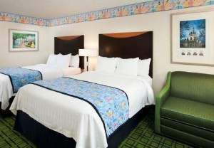 Fairfield Inn Anaheim Resort Creates Magical Moments with Grandparents and Kids at the Disneyland Resort Parks