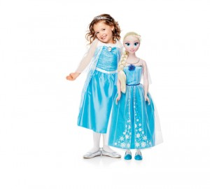 Target Reveals Top Toys for the Upcoming Holidays including 'MY SIZE FROZEN CHARACTERS and DOC McSTUFFINS McMOBILE'