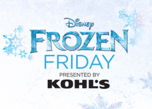 Kohl's and Disney Interactive Invite 'Frozen' Fans to Sing Their Hearts Out for The American Music Awards