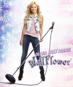 Disney's Starlet Olivia Holt Announced As The New Face Of WallFlower Jeans
