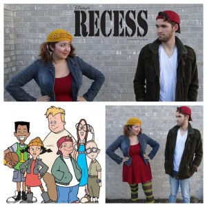 The Cast of Recess