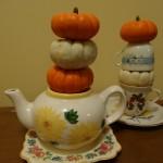 Mad Teacup Pumpkins