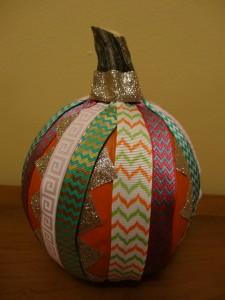 Small World Pumpkin
