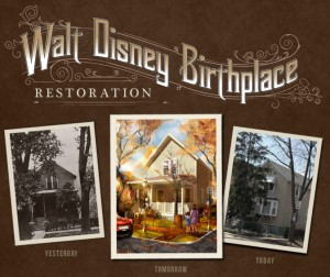 "The Walt Disney Birthplace Kicks-Off ""Start Some Good"" Fundraising Campaign"
