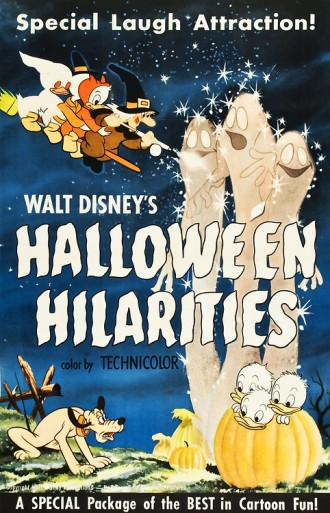 Disney's Halloween Rarities