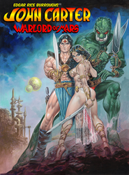 John Carter Rights Revert back to Edgar Rice Burroughs, Inc. from Disney