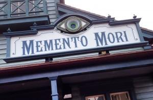 Haunted Mansion Shop - Memento Mori