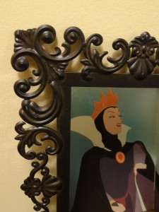 Evil Queen's Magic Mirror