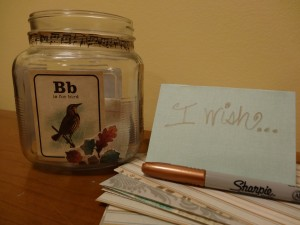 Snow White's Wishing Jar