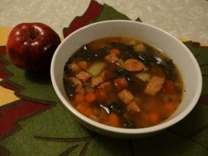 Wicked Witch's Stew and Poisoned Apples