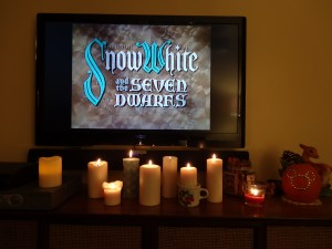 Snow White and the Seven Dwarfs Viewing