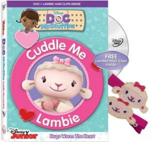 Doc McStuffins: Cuddle Me Lambie Coming February 3, 2015 with FREE Lambie Hair Clips!
