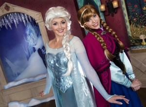 "The Disneyland Resort introduces spectacular new ""Frozen Fun"""