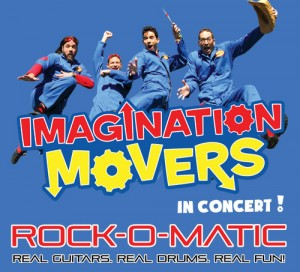 Disney's Imagination Movers In Concert