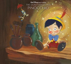 Walt Disney Records The Legacy Collection Pinocchio Released Today: February 10, 2015