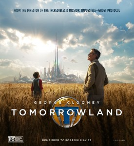 Disney's Tomorrowland Hits Theaters in May 2015