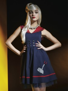 Her Universe, Marvel and Hot Topic Team Up for New Avengers Fashion Collection