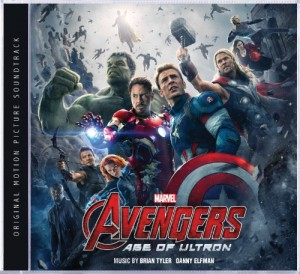 Marvel Music And Hollywood Records Present Marvel's Avengers: Age Of Ultron Original Motion Picture Soundtrack Digital Album Set For Release April 28 Physical CD Available May 19