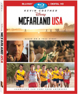 Discover Your inner Champion with MCFARLAND New on Blu-Ray Combo Pack and Disney Movies Anywhere on June 2, 2015