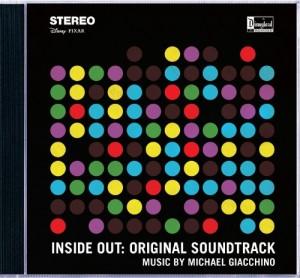 "Walt Disney Records Set To Release ""Inside Out"" Original Motion Picture Soundtrack With Score Composed By Michael Giacchino"