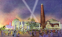 The Edison to Open in 2016 at Disney Springs, at Walt Disney World Resort