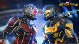 Marvel Contest of Champions Unveils New Game Update in Anticipation of Marvel's Ant-Man Feature Film