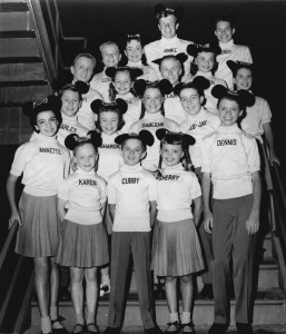 60th Anniversary of Mickey Mouse Club to Be Celebrated at D23 EXPO 2015 with Reunion of Original Mouseketeers