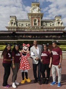 Applications Open for the 2016 Disney Dreamers Academy at Walt Disney World Resort with Steve Harvey and ESSENCE