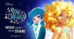 Disney Publishing Worldwide Launches Inspirational New Multiplatform Property, 'Star Darlings'