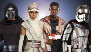 Star Wars: The Force Awakens Halloween Costumes