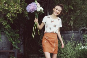 G Hannelius launches #GbyG with The Style Club! Full collection available on thestyleclub.com!