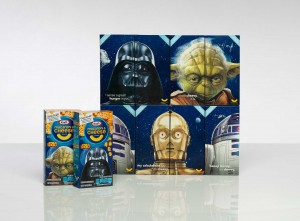 Star Wars Kraft Macaroni & Cheese Boxes