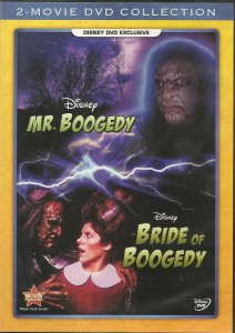 Boogedy Boogedy Boo! You asked and Mr. Boogedy & Bride of Boogedy are Available on DVD and TCM!