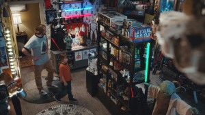 Iconic Star Wars Kraft Macaroni & Cheese Joins the World's Largest Memorabilia Collection of the Franchise in New Commercial and more!