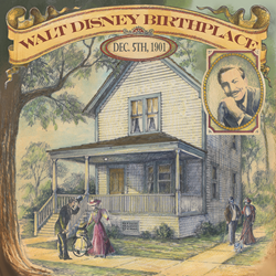 The Walt Disney Birthplace Brings History Alive For Walt Disney's 114th Birthday
