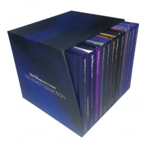 Walt Disney Records The Legacy Collection Box Set Available Now