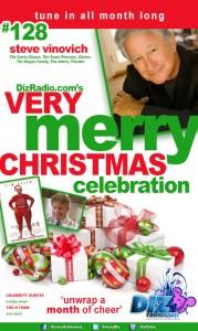 DisneyBlu's Disney on Demand Podcast Show #128 w/ Special Guest STEVE VINOVICH (The Santa Clause, The Swan Princess, Hogan Family, Theater, Cheers, The Intern) on DizRadio.com