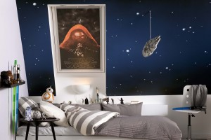 VELUX Group and Disney Join Forces in Star Wars Collaboration for Children's Room