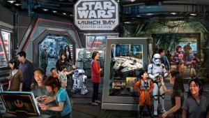 The Force Awakens at Disney Parks with New and Enhanced Star Wars Experiences at Walt Disney World Resort and Disneyland Resort