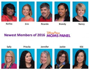 2016 Disney Parks Moms Panel Announces Ten New Members and Upcoming Website Makeover